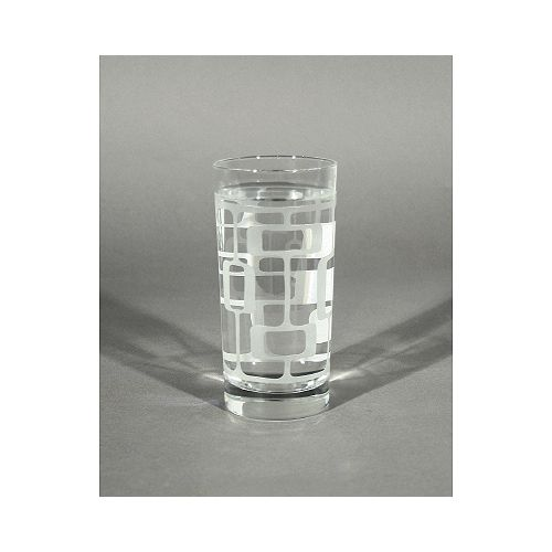 Tumblers Glass Manfred-Frosted (Set of 4)
