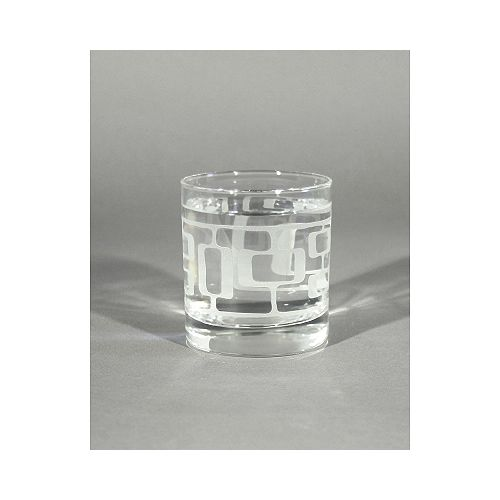 Rocks Glass Manfred-Frosted (Set of 4)