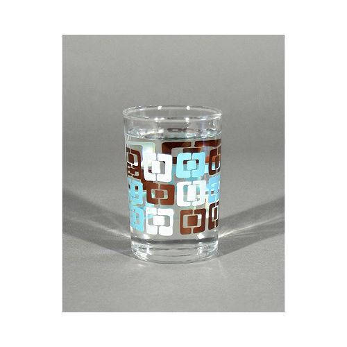 Juice Glass Munjoy-Robin's Egg (Set of 4)