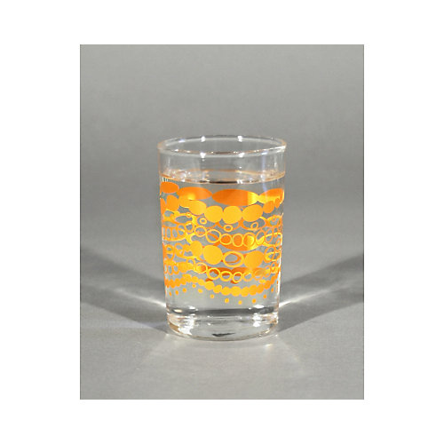 Juice Glass Chellie-Tangerine (Set of 4)