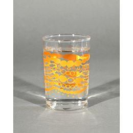 Juice Glass Chellie-Tangerine (Set of 4)