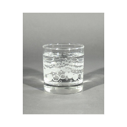 Rocks Glass Chellie-Frosted (Set of 4)