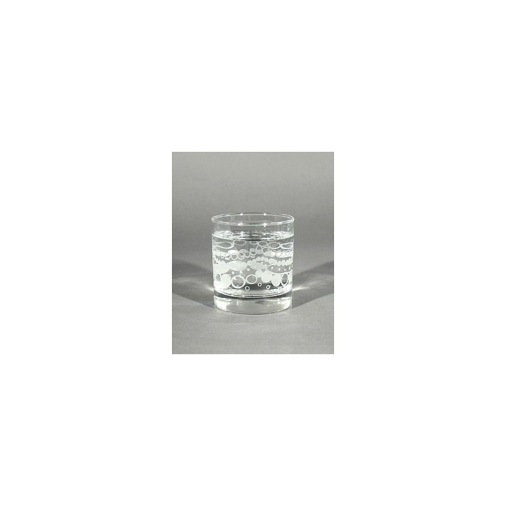Angela Adams Rocks Glass Chellie-Frosted (Set of 4)