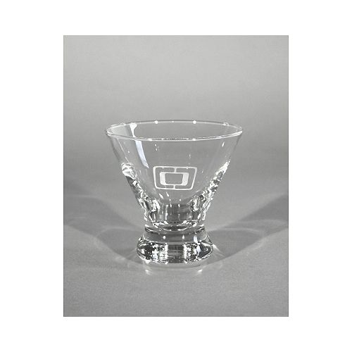 Martini Glass Munjoy-Frosted (Set of 2)