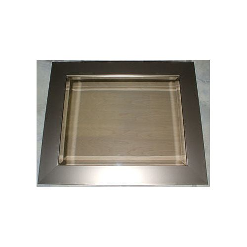MK NICKEL BEVELED MIRROR