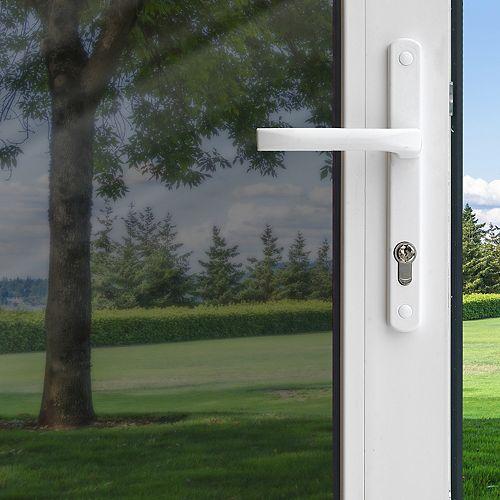Pellicule de contrôle de la chaleur pour fenêtre - Platine 3 pi x 6,5 pi