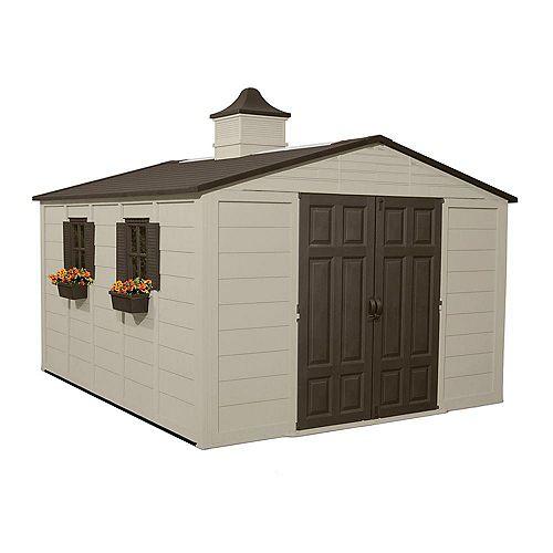 Storage Building -  (10 Ft. x 12.5 Ft.)