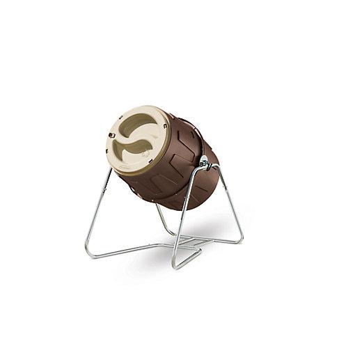 Composteur à tambour basculant