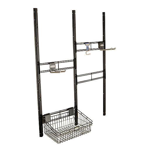 Bracket, Hooks and Basket Kit for BMS Shed Line