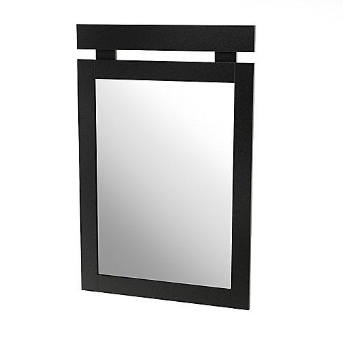 Spectra Miroir Noir Solide