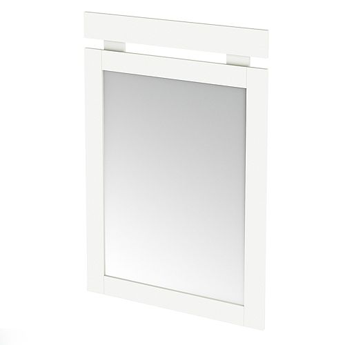 Spectra  Mirror Pure White