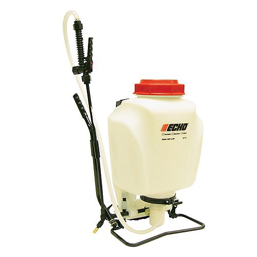 4.0 Gal. 90 PSI Piston-Style Backpack Sprayer