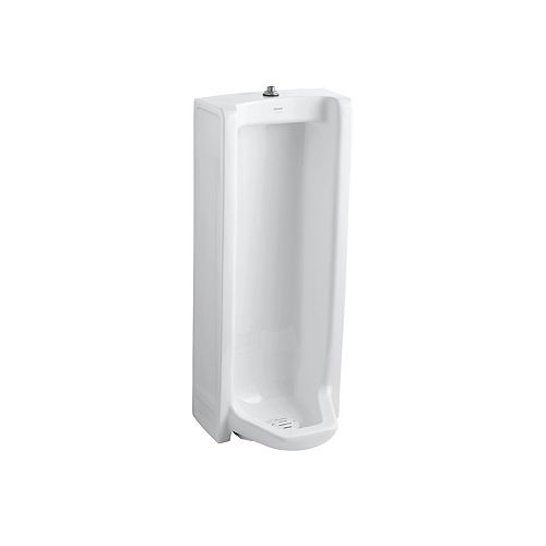 Branham(Tm) Urinal in White