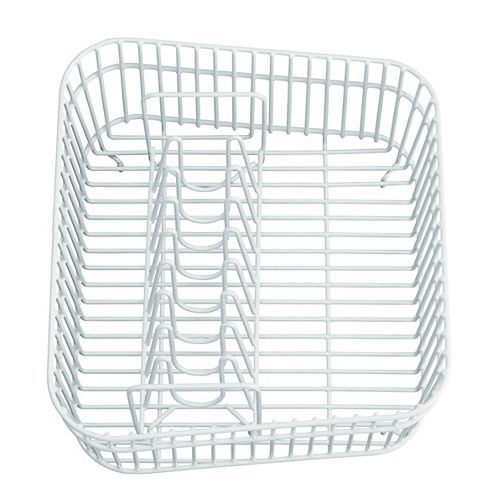 KOHLER Wire Basket in White