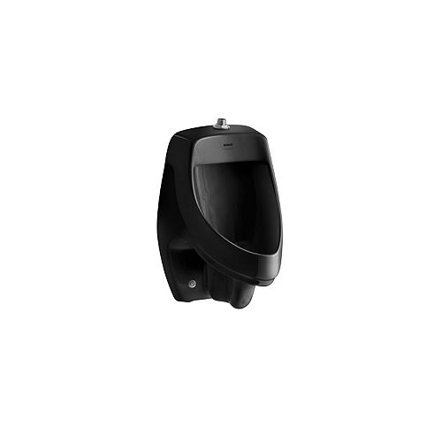 Dexter(Tm) Elongated Urinal in Black Black