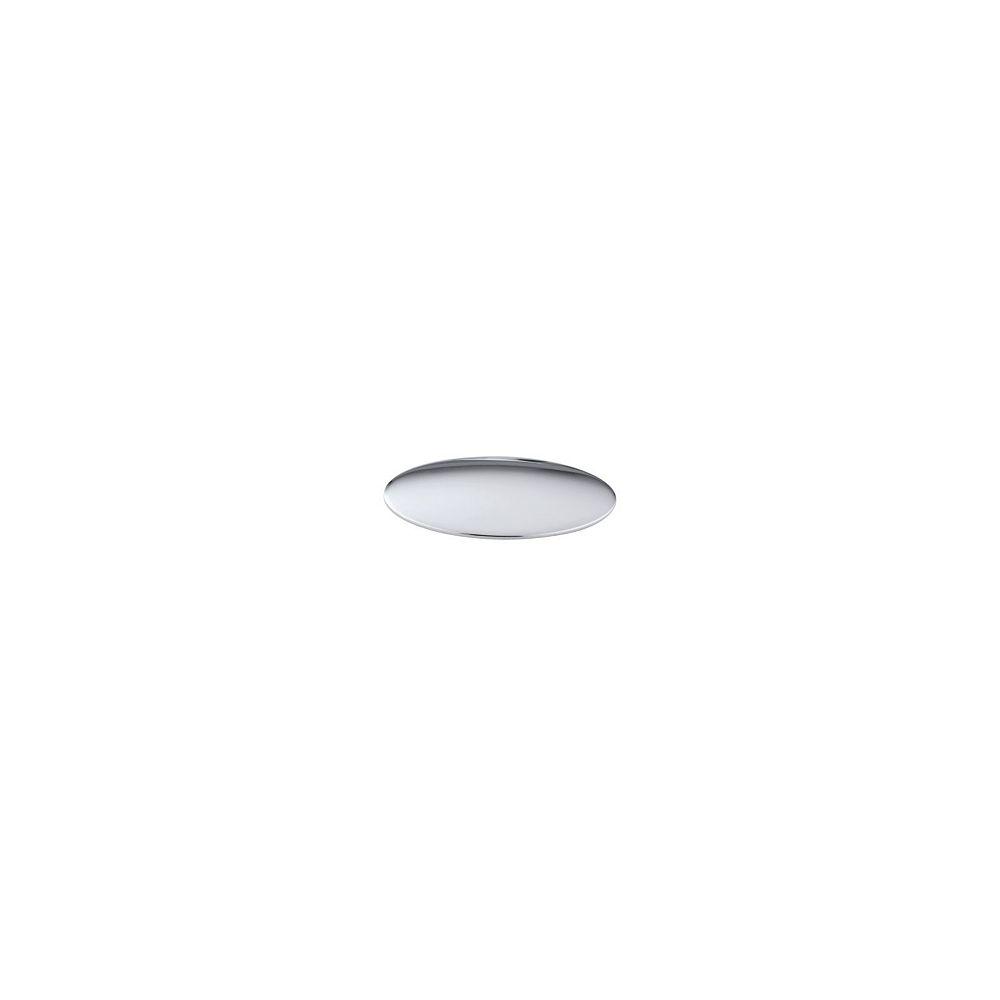 KOHLER Sink Hole Cover in Polished Chrome