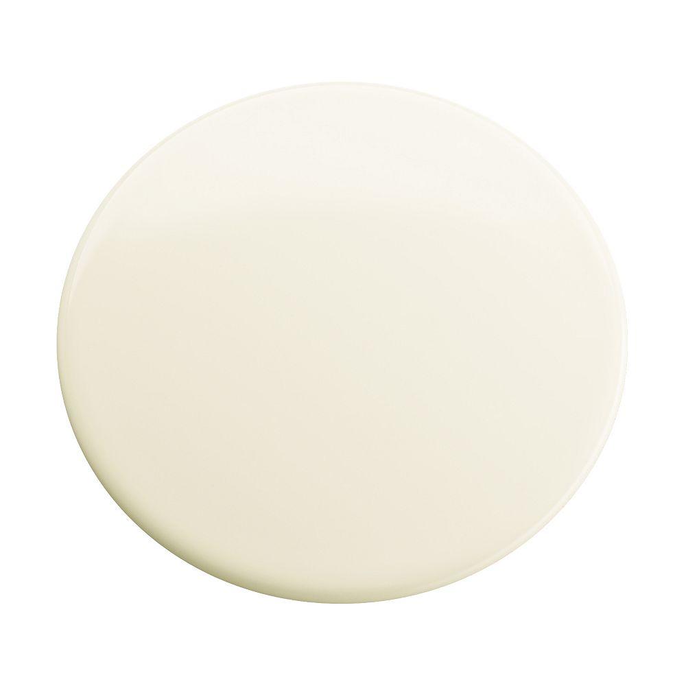 KOHLER Sink Hole Cover in Biscuit