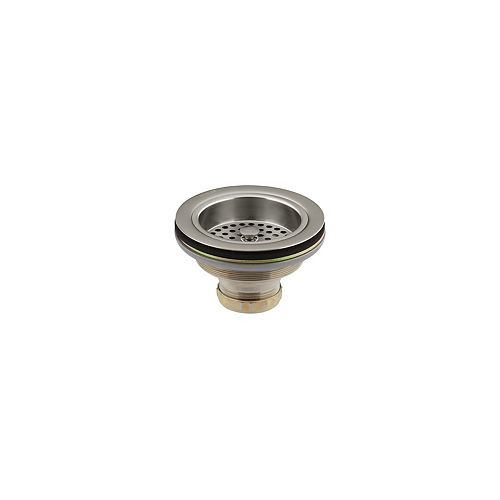 Duostrainer Sink Strainer in Vibrant Brushed Nickel