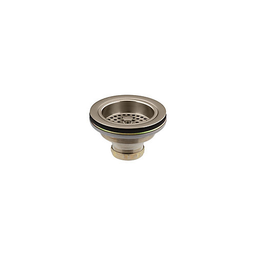 Duostrainer Sink Strainer in Vibrant Brushed Bronze