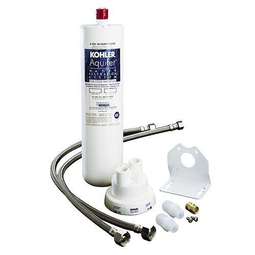 KOHLER Système de filtration d pieau Aquifer(R)