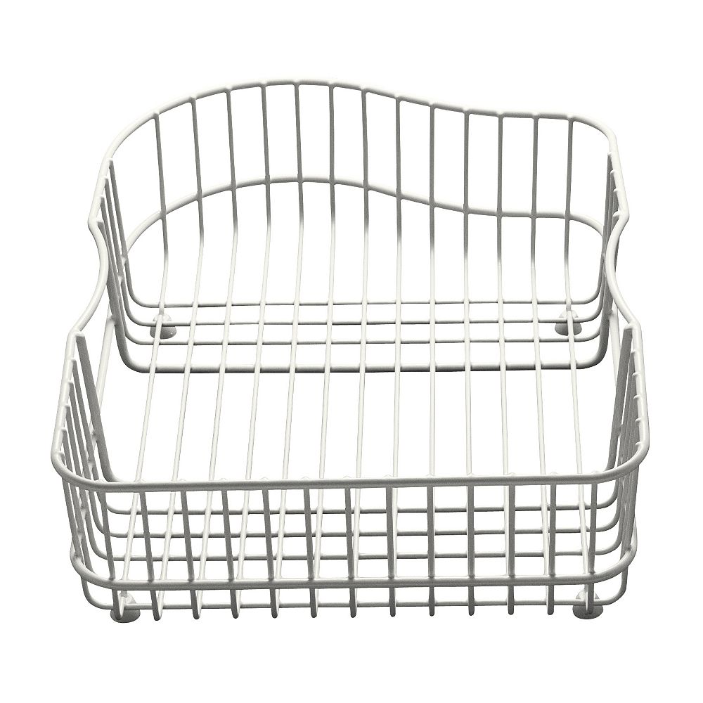 KOHLER Hartland(Tm) Wire Rinse Basket in White