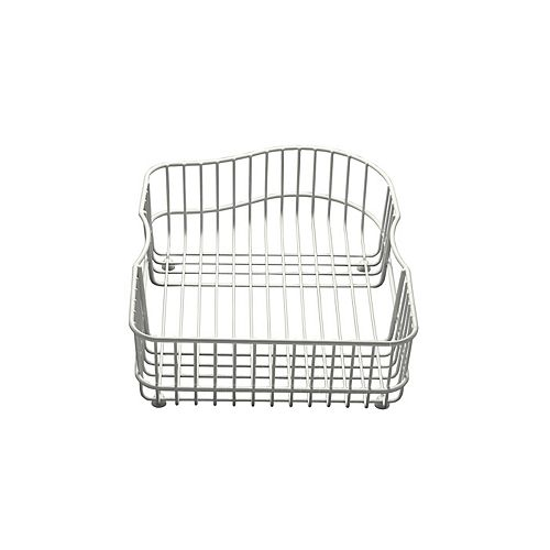 KOHLER Hartland(Tm) Wire Rinse Basket in White
