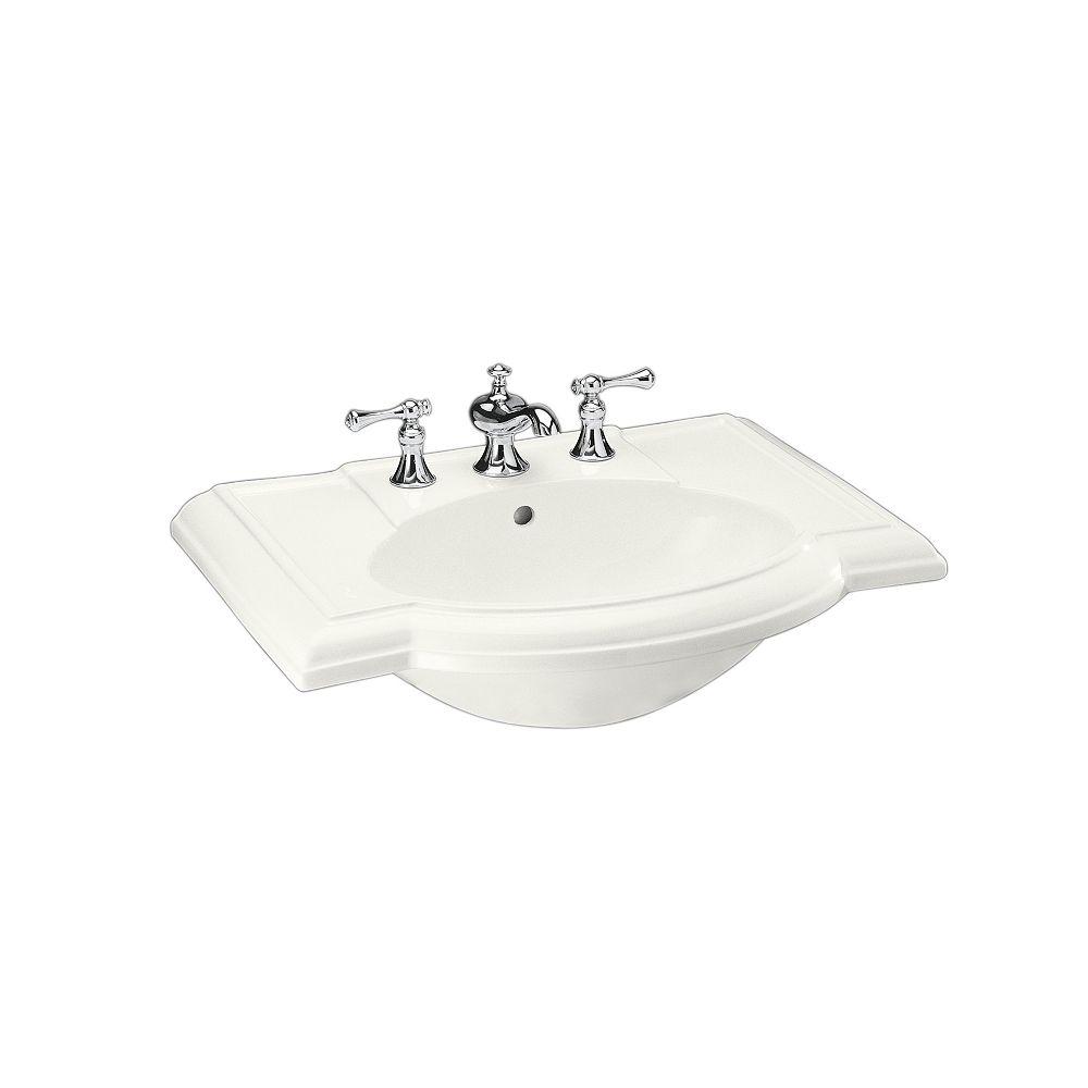 KOHLER Devonshire Bathroom Sink Basin in White