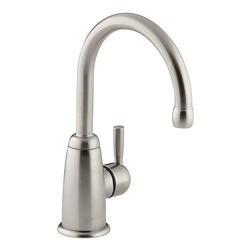 Wellspring Beverage Faucet in Vibrant Brushed Nickel