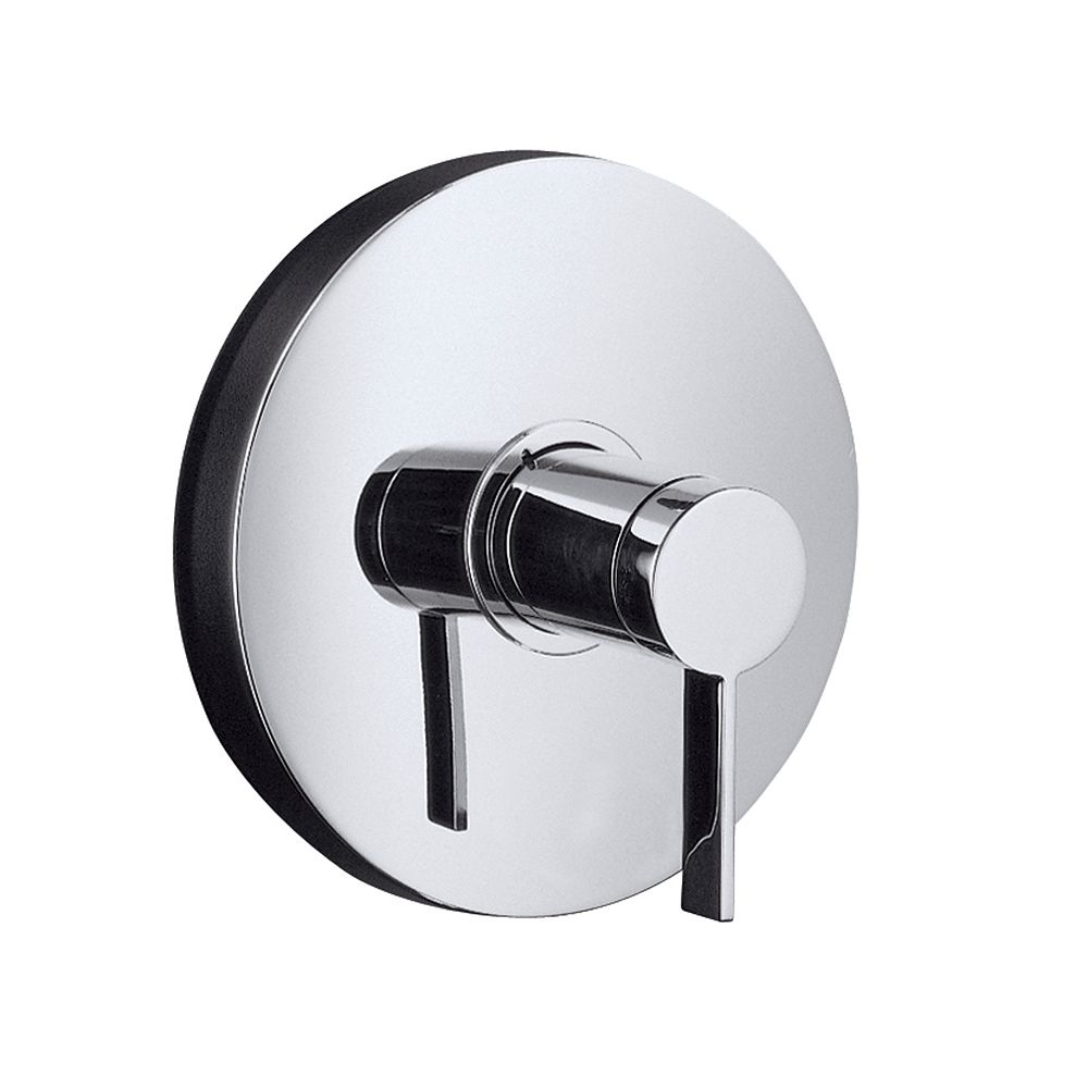 KOHLER Stillness Rite-Temp Valve Trim, Valve Not Included in Polished Chrome