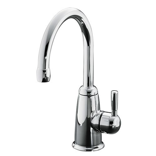 Wellspring Contemporary Beverage Faucet Complete in Polished Chrome