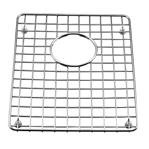 Clarity(Tm) Bottom Basin Rack in Stainless Steel