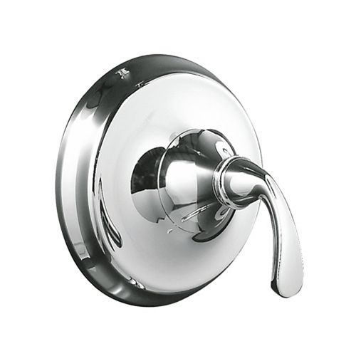 KOHLER Forté Rite-Temp Pressure-Balancing Valve Trim, Valve Not Included in Polished Chrome