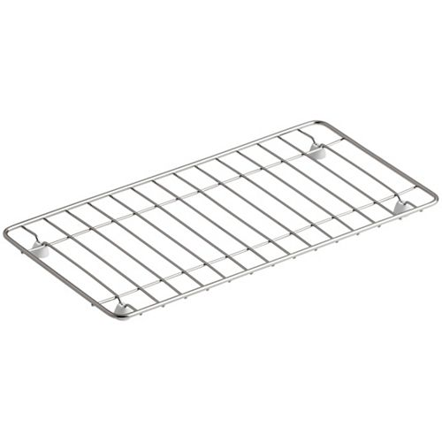 15 Inch Wire Rack in Stainless Steel