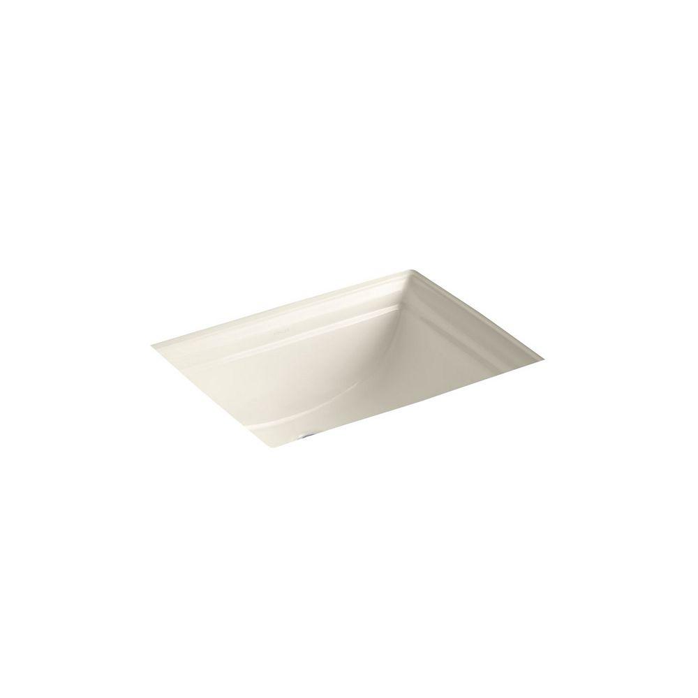 KOHLER Memoirs(R) under-mount bathroom sink