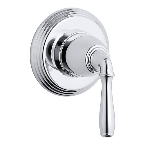 KOHLER Devonshire 1-Handle Transfer Valve Trim Kit in Polished Chrome