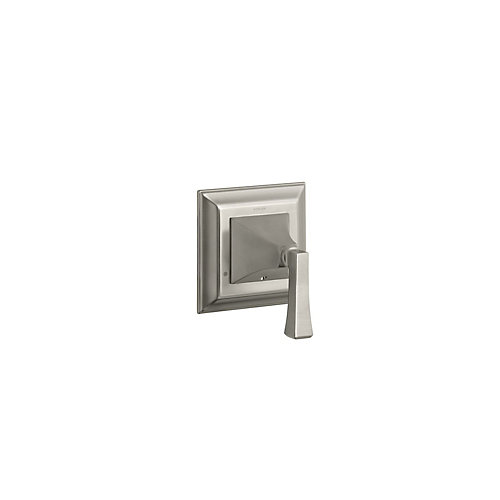 Memoirs Transfer Valve Trim With Stately Design, Valve Not Included in Vibrant Brushed Nickel