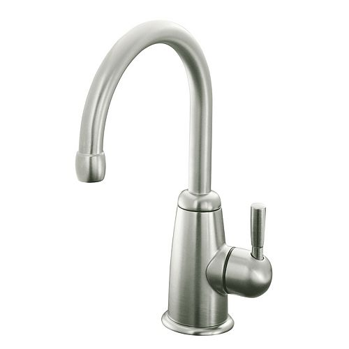 Wellspring Contemporary Beverage Faucet Complete in Vibrant Stainless