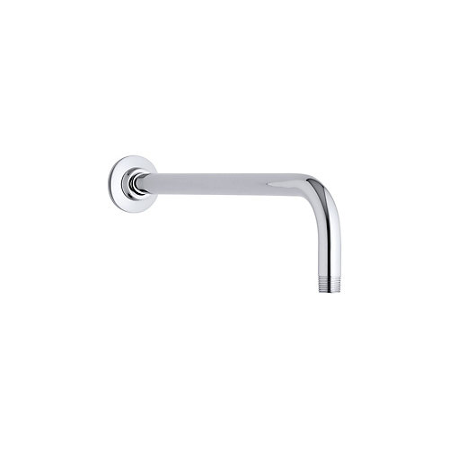 Right Angle Shower Arm in Polished Chrome