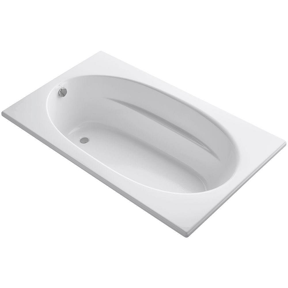 Kohler Windward R 72 X 42 Drop In Bath The Home Depot Canada