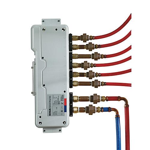 Dtv(R) Six-Port Thermostatic Valve