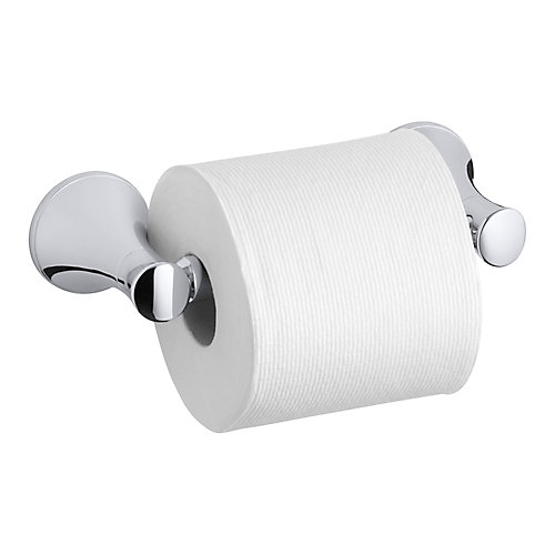 Coralais Toilet Tissue Holder in Polished Chrome