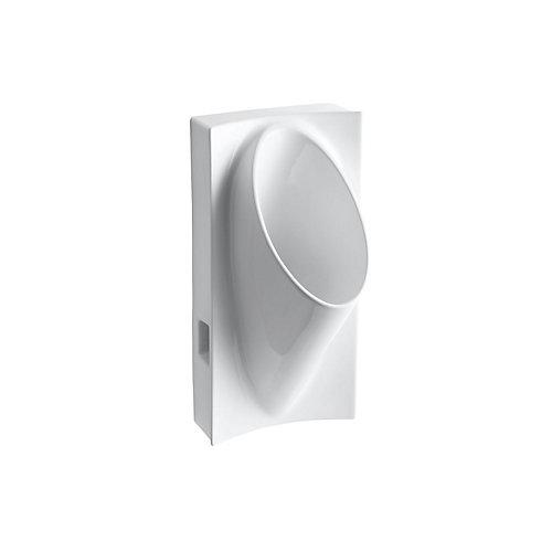 Steward Waterless Urinal in White