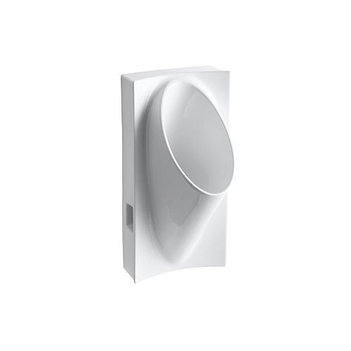 Steward Waterless Urinal in White