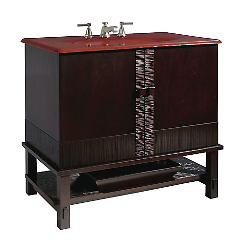 Mersing 30-inch W Vanity in Burnet
