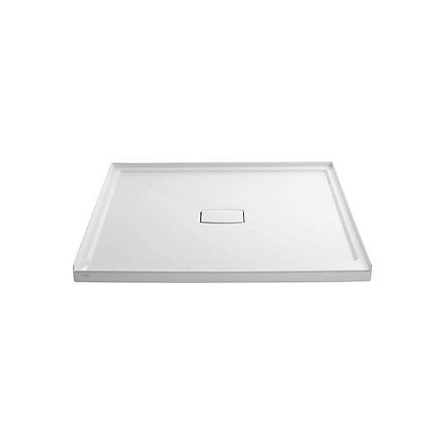 Archer Receptor, Single Threshold, 60 Inch X 60 Inch in White