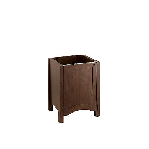Westmore 21.5-inch W Vanity in Brown