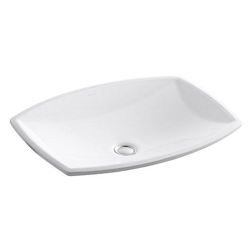 Kelston(R) under-mount bathroom sink