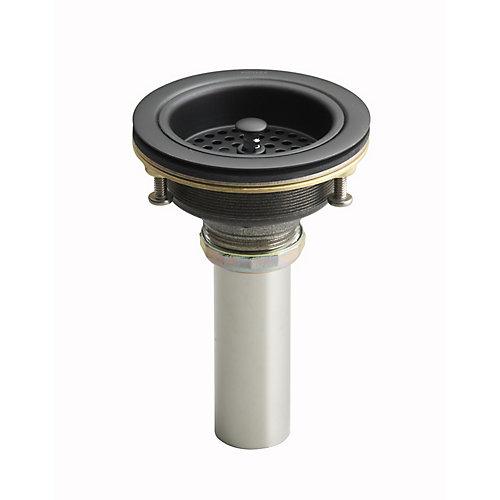 Duostrainer Sink Strainer in Oil-Rubbed Bronze