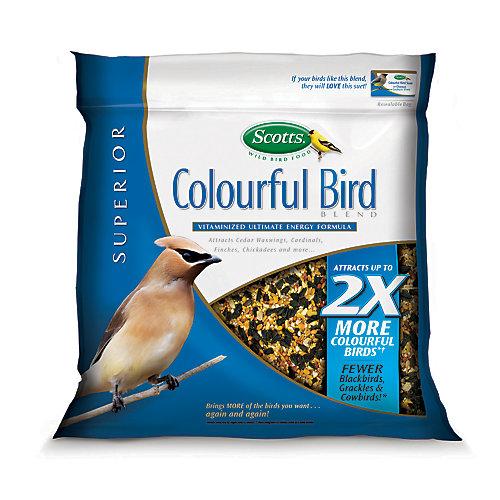 Mélange pour Oiseaux aux Couleurs Vives 3,63 kg