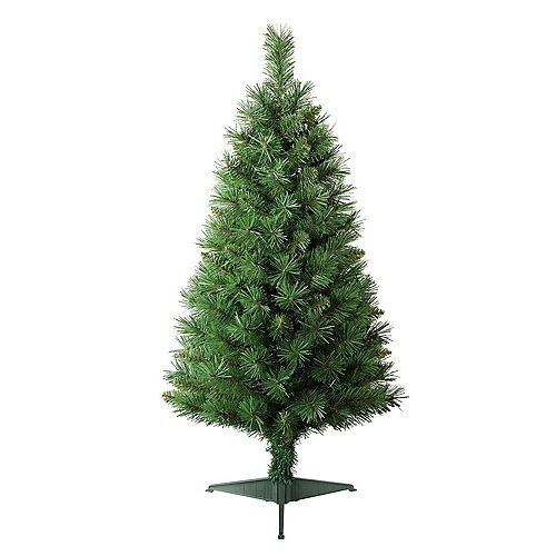 3 ft. Tacoma Pine Artificial Christmas Tree